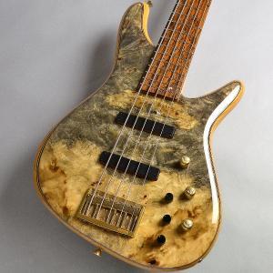 Sugi スギギターズ NB5RPS A BUE/ASH Natural OBP-3搭載5弦モデル エレキベース 〔新宿PePe店〕|shimamura