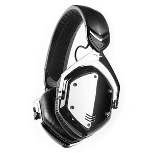 V-MODA ブイモーダ Crossfade Wireless ValueEdition (ファントムクローム) Bleutoothヘッドホン ワイヤレスヘッドホン XFBT-VALU〔新宿PePe店〕|shimamura