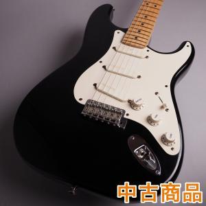 Fender フェンダー Eric Clapton Stratocaster/BLACK エレキギタ...