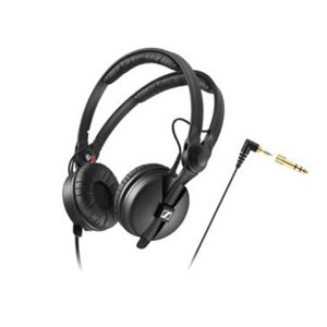 SENNHEISER ゼンハイザー HD 25 密閉型オンイヤーヘッドホン(DJ) 〔津田沼パルコ店〕の画像