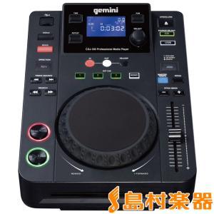 GEMINI ジェミナイ CDJ-300 CDプレイヤー|shimamura
