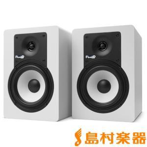 Fluid Audio フルイドオーディオ / C5W ホワイト モニタースピーカー YRK