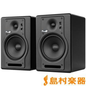 Fluid Audio フルイドオーディオ / F5 ブラック モニタースピーカー YRK