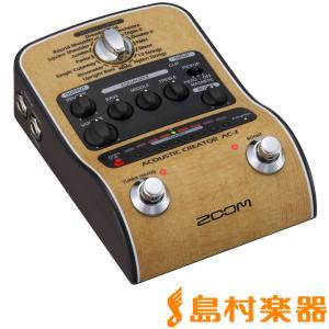 ZOOM ズーム AC-2 Acoustic Creator