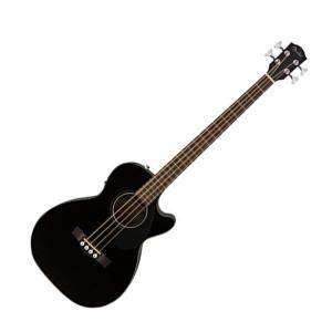 Fender フェンダー CB-60SCE Black アコースティックベース|shimamura