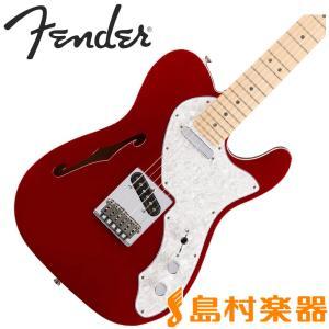 Fender フェンダー テレキャスター Deluxe Telecaster Thinline Ca...