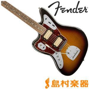 Fender フェンダー Kurt Cobain Jaguar Left-Hand 3-Color ...