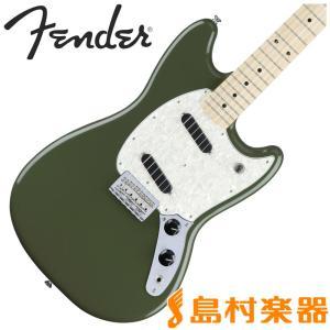 Fender フェンダー Mustang Olive ムスタング エレキギター