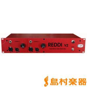 A-Designs Audio エーデザインオーディオ REDDI-V2 2ch チューブ DI|shimamura