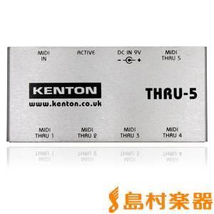 KENTON ケントン THRU-5 MIDIスルーボックス