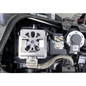 車検対応 VOLVO V40 ロービーム HID→LED コンバージョンキット ボルボ 2個セット 「しまりす堂」 shimarisudo 11