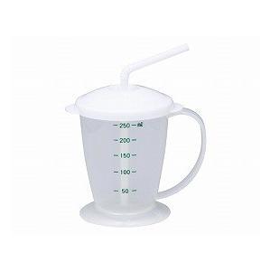 安定ストローコップ 300mL (小森樹脂)(食器)|shimayamedical