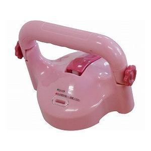 クイックバー シングルタイプ(ハンディグリップ) ピンク HG-001 (ユニトレンド) (住宅改修、手すり・手すり部材)|shimayamedical