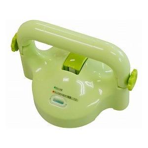 クイックバー シングルタイプ(ハンディグリップ) グリーン HG-001 (ユニトレンド) (住宅改修、手すり・手すり部材)|shimayamedical