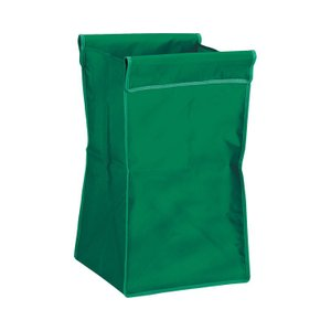 分別ダストバッグ 袋 緑 DS-232-301-1 (テラモト) (厨房ペール・分別ペール) shimayamedical
