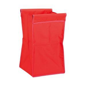 分別ダストバッグ 袋 赤 DS-232-301-2 (テラモト) (厨房ペール・分別ペール) shimayamedical
