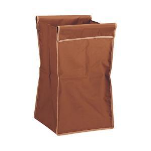 分別ダストバッグ 袋 茶 DS-232-301-4 (テラモト) (厨房ペール・分別ペール) shimayamedical