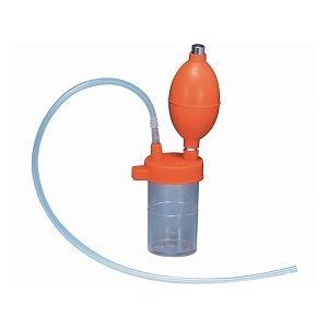 手動式吸引器 (HA-210) (ブルークロス・エマージェンシー)(吸引器・ネブライザー)|shimayamedical