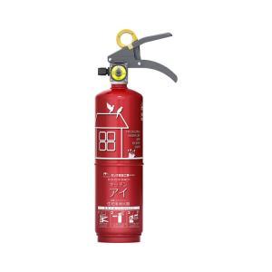 キッチンアイ MVF1Hシリーズ ルビーレッド MVF1HR (モリタ宮田工業) (住宅用消火器)|shimayamedical