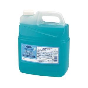CLEAR SCRITT (クリアスクリット) リンスインシャンプー 4L (4390) (熊野油脂)(清拭小物)|shimayamedical