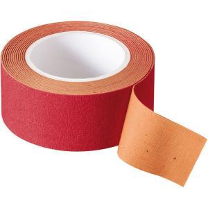 介援隊 手すり用ノンスリップテープ 2.5cm×2m 赤 (CX-09002) (介援隊)(屋内専用滑り止めテープ)|shimayamedical