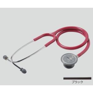 聴診器(フォーカルトーン) basis ブラック basis ブラック (アズワン(As-one)) (診察用品) shimayamedical