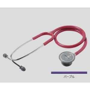 聴診器(フォーカルトーン) basis パープル basis パープル (アズワン(As-one)) (診察用品) shimayamedical