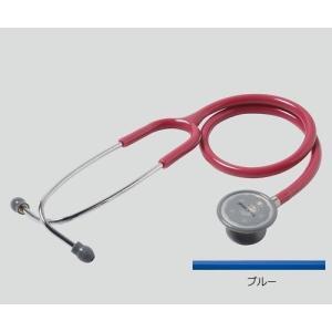 聴診器(フォーカルトーン) basis ブルー basis ブルー (アズワン(As-one)) (診察用品) shimayamedical