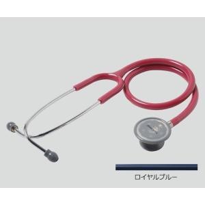 聴診器(フォーカルトーン) basis ロイヤルブルー basis ロイヤルブルー (アズワン(As-one)) (診察用品) shimayamedical