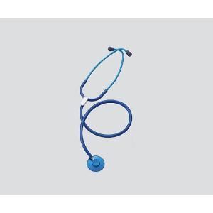 ナーシングスコープ プレミアム シングル内バネ式 No.110ブルー No.110 (アズワン(As-one)) (聴診器) shimayamedical
