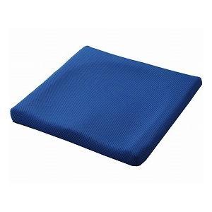 ピタ・シートクッション55 ブルー PT002B (日本ジェル) (車いす用クッション)|shimayamedical