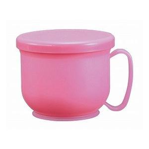 デンタルコップ 爽やかさん ピンク (小森樹脂) (口腔器材)|shimayamedical
