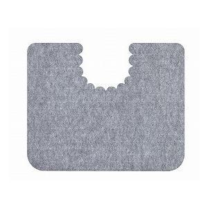 床汚れ防止マット 5枚組 グレー KH-16 (サンコー) (トイレ用品)|shimayamedical
