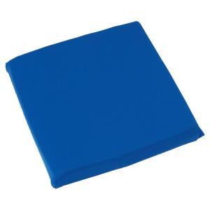 介援隊 車イスクッション用防水カバーボックス型 ロイヤルブルー 200-60 (介援隊) (歩行補助商品) shimayamedical