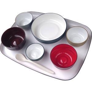 五感で楽しむ自立支援食器IROHA フルセット iroha01 (大成樹脂工業) (食器)|shimayamedical
