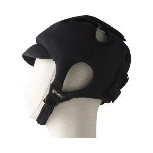 アボネットガードCタイプ(後頭部衝撃吸収重視型) メッシュタイプ ブラック 2032 (特殊衣料) (ヘッドギア)|shimayamedical