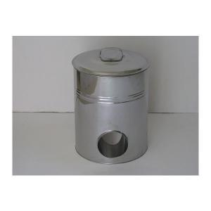 ステンレス製湯沸かし器