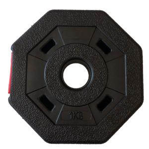 Wout プレート 1kg2枚セット 各ダンベルセット用 メンズ レディース 筋トレ 筋肉 グッズ ジム 自宅 ウェイト トレーニング shimi-store