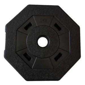 Wout プレート 3kg 2枚セット 各ダンベルセット用 メンズ レディース 筋トレ 筋肉 グッズ ジム 自宅 ウェイト トレーニング shimi-store