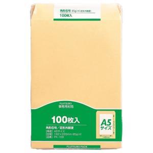 マルアイ 事務用封筒 PK-168 角6 100枚|shimiz