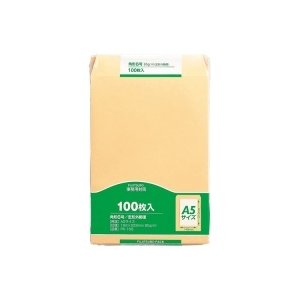 ◎マルアイ 事務用封筒 PK-168 角6 100枚 ●お得な10パックセット|shimiz