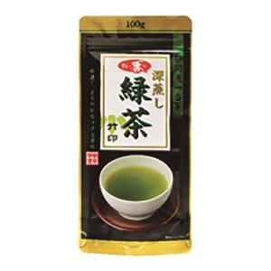 朝日茶業 ※牧の香り深蒸し緑茶800亀100g|shimiz