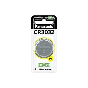 パナソニック リチウムコイン電池 CR3032  ●お得な5パックセット