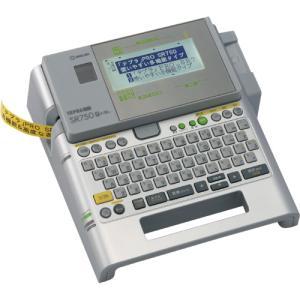 キングジム ラベルライターテプラPROSR750 shimiz