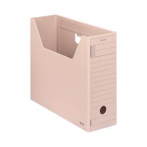 コクヨ ファイルボックス−FS Hタイプ A4 収容幅94ミリ ピンク A4−LFH−P|shimiz