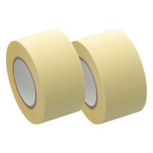ヤマト メモックロールテープ詰替用 2巻入り 25mm×10m 黄 R-25H-1 shimiz