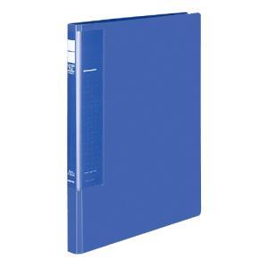 コクヨ レターファイル<ラクアップ> A4縦 青 フ-U510B|shimiz