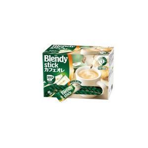 AGF  ブレンディスティックミックスコーヒー カフェオレ 14g×100P 45938