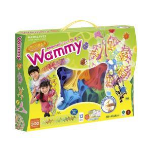 ●対象年齢/5歳以上(かならず、おうちの人と一緒に遊んでください)●セット内容/ワミー300ピース(...