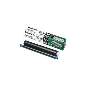 Panasonic  普通紙ファックス用インクフィルム KX−FAN141 KX-FAN141